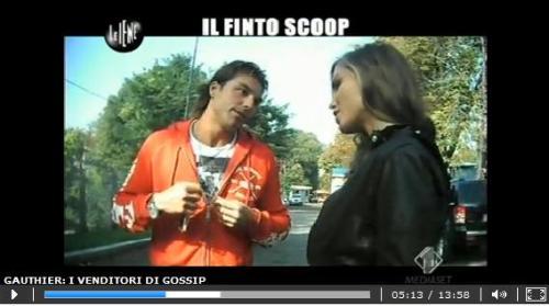 Giovanni Conversano e Nina Senicar