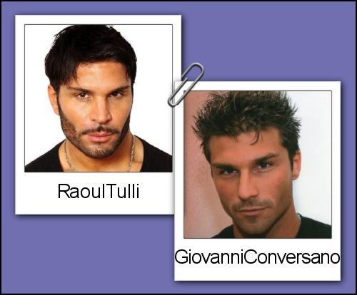 Somiglianza tra Giovanni Conversano e Raoul Tulli