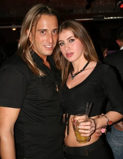 Giordana Sali e Samuele Mecucci