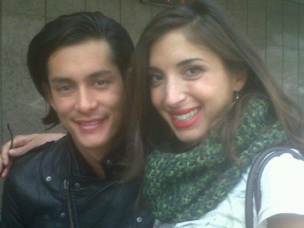 Andrea Cocco e Margherita Zanatta