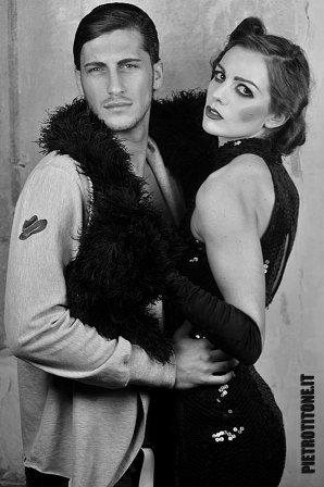 Pietro Titone ed Ilaria Natali