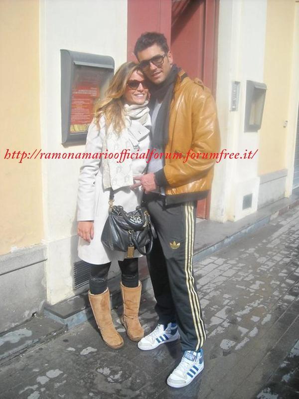 Ramona Amodeo e Mario De Felice