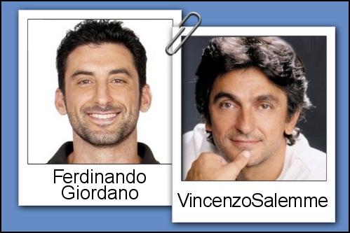 Somiglianza tra Ferdinando Giordano e Vincenzo Salemme