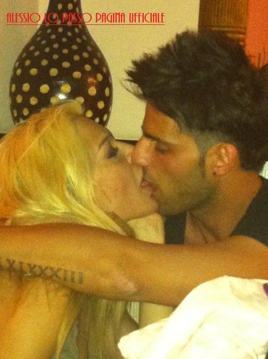 Alessio Lo Passo e Giulia Montanarini
