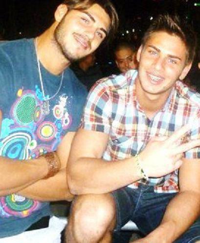 Francesco Monte e fratello