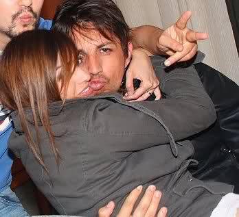 Marcelo Fuentes ed Elisa Panichi