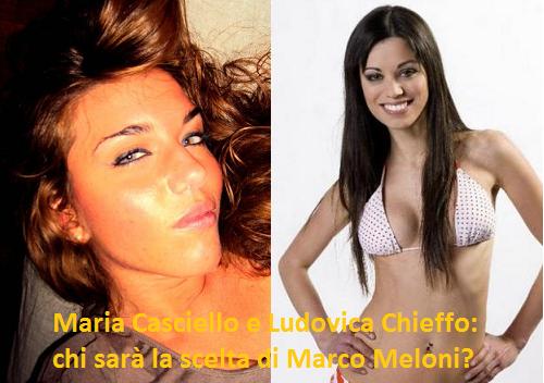 Maria Casciello e Ludovica Chieffo: chi sarà la scelta di Marco Meloni?