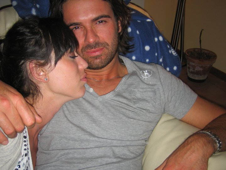 Samuele Nardi e Claudia Borroni