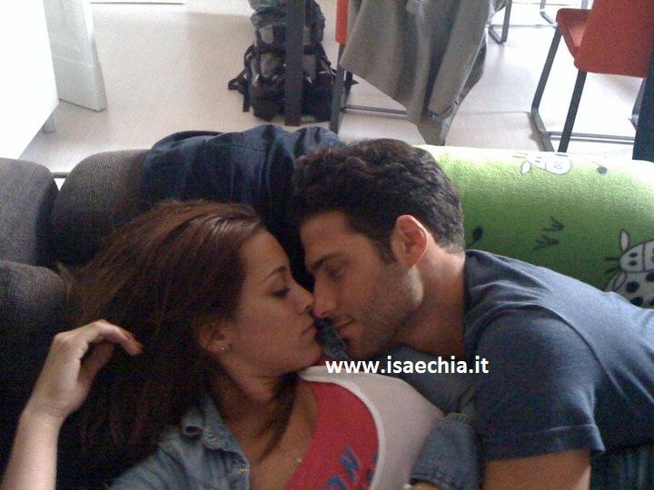 Teresanna Pugliese ed Antonio Passarelli