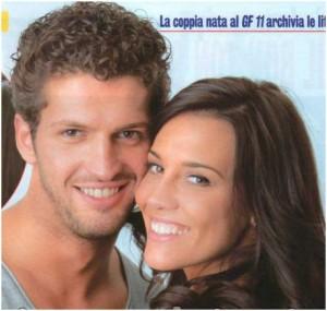 Emanuele pagano e rosa baiano fuori dalla casa l 39 amore migliorato anche a letto isa e chia - L amore a letto ...