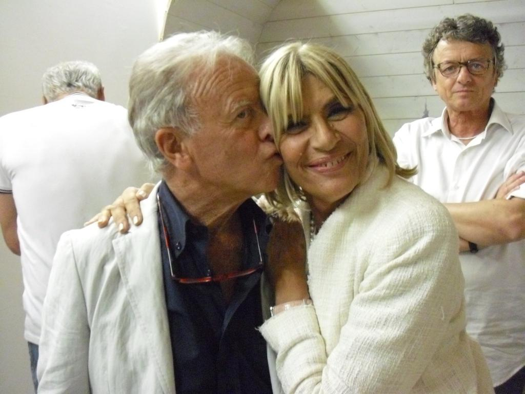 Ennio Zingarelli e Gemma Galgani