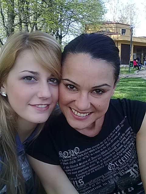 Perla Cupini e Valentina Cuboni