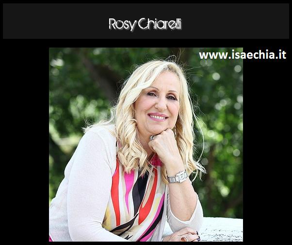 Rosy Chiarelli