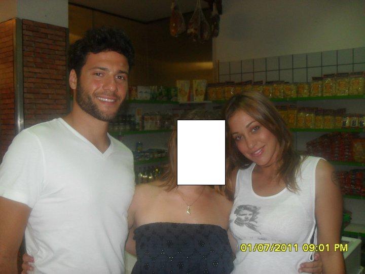Antonio Passarelli e Teresanna Pugliese