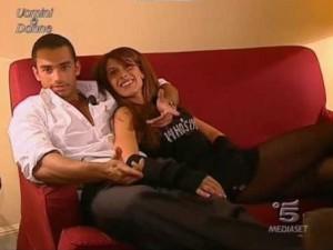 Giuseppe Lago e Francesca Morana