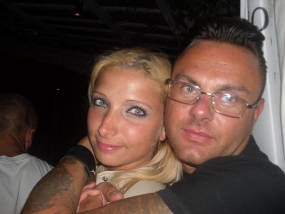 Giuliano Cimetti e Zaira Barbagallo