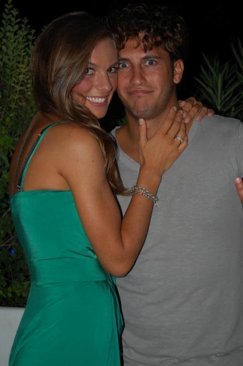 Ilaria Natali e Pietro Titone