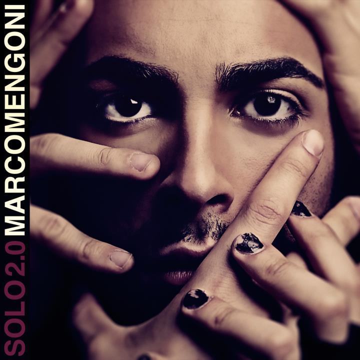 Marco Mengoni copertina Solo 2.0