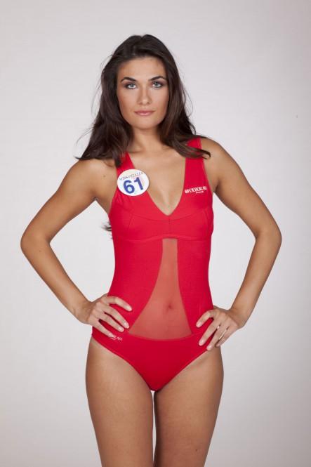 Miss Italia 61 - Giusy Buonocunto
