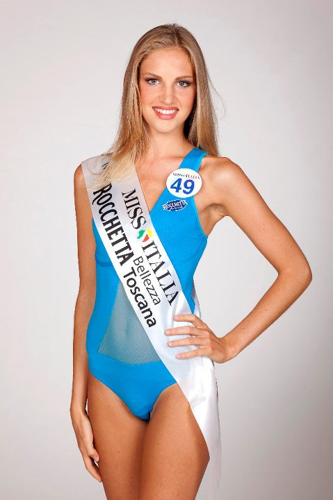 Miss Italia 49 Irene Cioni