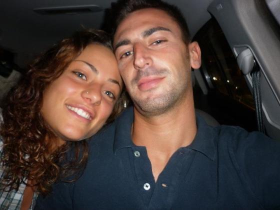 Sara Petri e Thomas