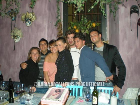Riccardo Martini con Ilaria Natali e Pietro Titone