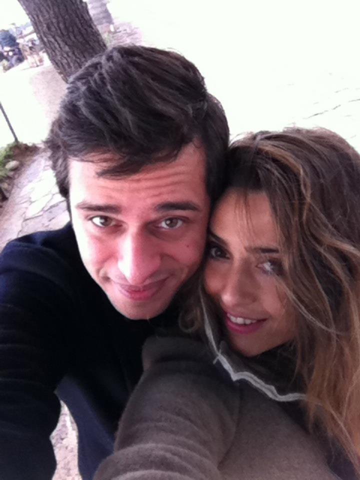 Davide Baroncini ed Erinela Bitri