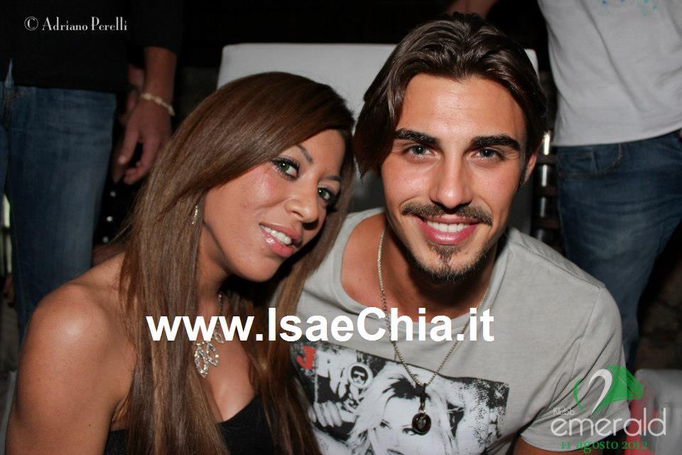 Francesco Monte e Jessica