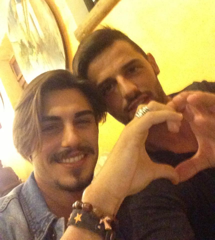 Francesco Monte ed Alessio Lo Passo