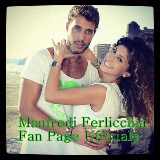 Manfredi Ferlicchia e Giorgia Lucini