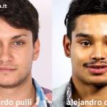 Somiglianza tra Gerardo Pulli e Alejandro De Mola
