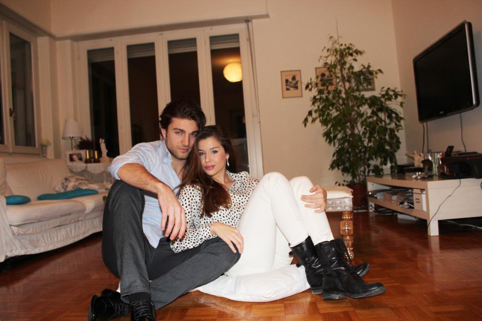 Amedeo Aterrano e Nathalie Cadlini