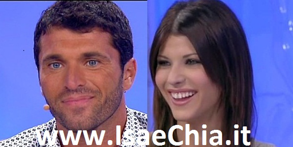 Diego Ciaramella e Martina Giuffrida