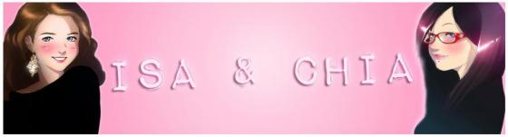 Isa e Chia - Logo