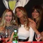 Karina Cascella, Guendalina Canessa e Melita Toniolo