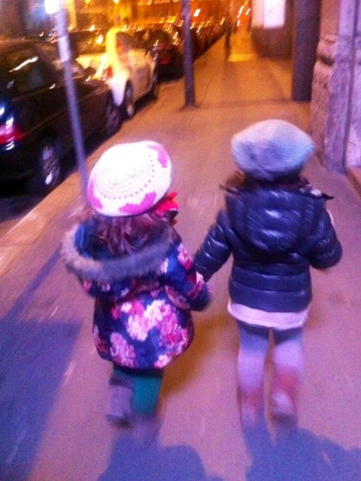 Ginevra e Chloe