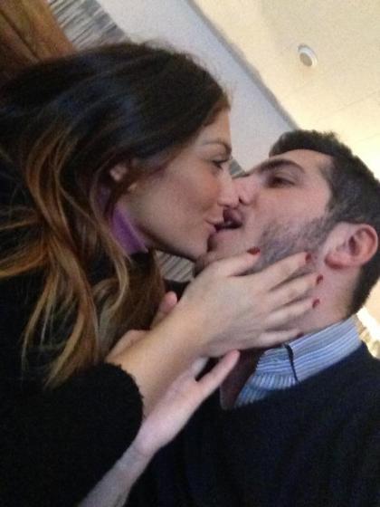 Natalia Angelini e Alberto De Bellis