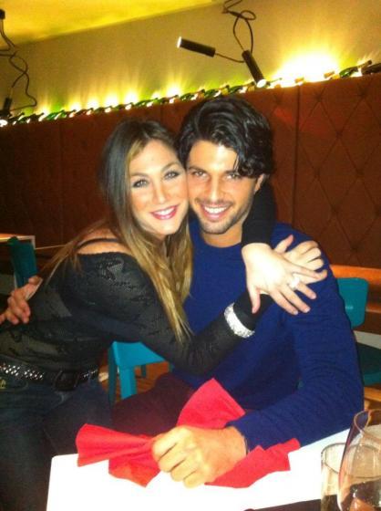 Natalia Angelini e  Gianfranco Apicerni