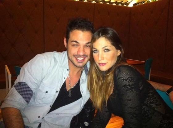 Natalia Angelini e  Leonardo Greco