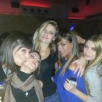 Teresa Cilia, Sharon Porcu, Doriana ed Angela Achilli