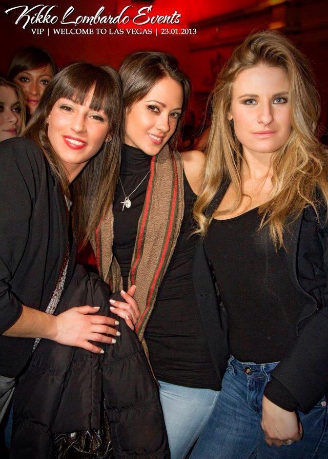 Teresa Cilia, Sharon Porcu ed Angela