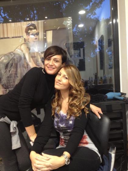 Eliana Michelazzo e Monica Pisano