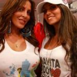 Francesca Cioffi e Guendalina Tavassi