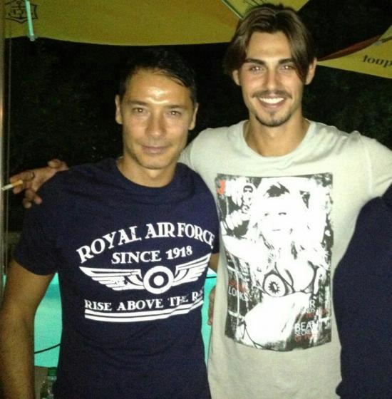 Francesco Monte e Massimo Zambataro