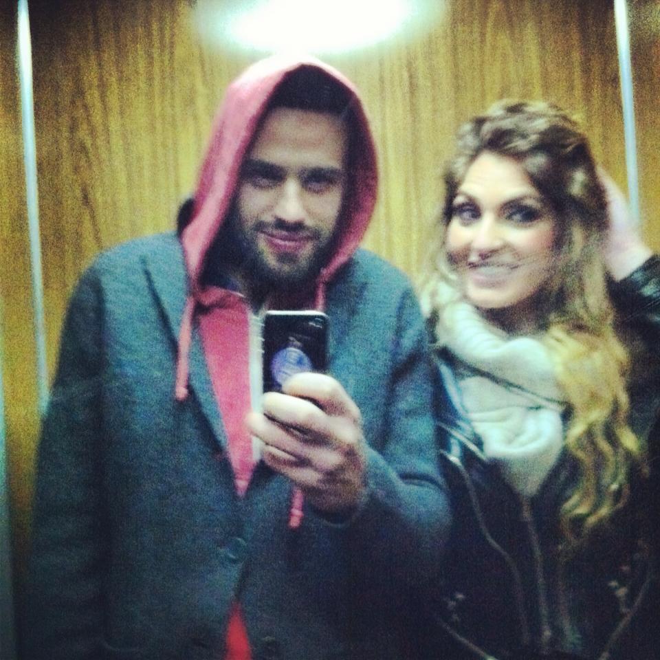 Gabrio Gamma e Chiara Sammartino