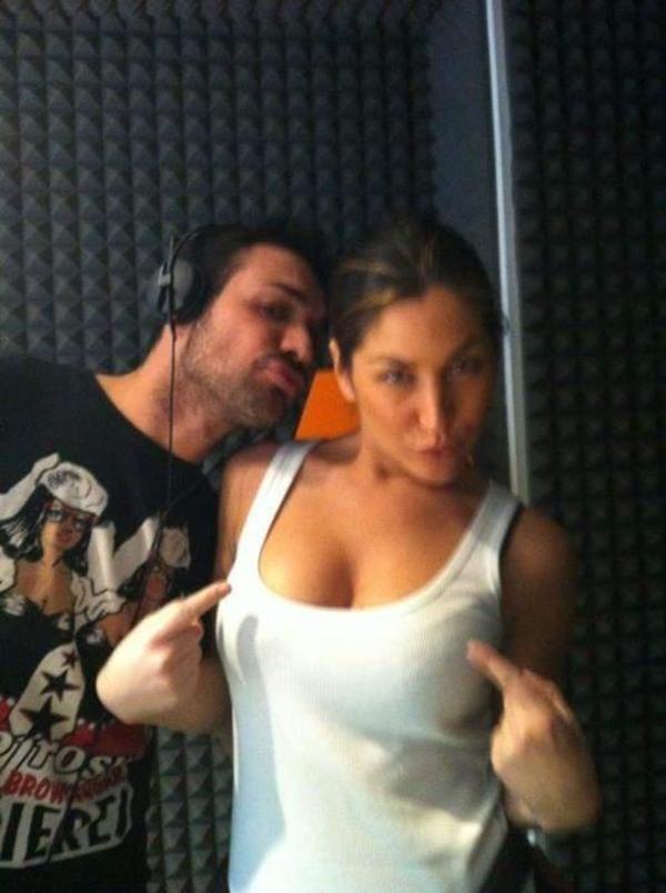 Leonardo Greco e Natalia Angelini