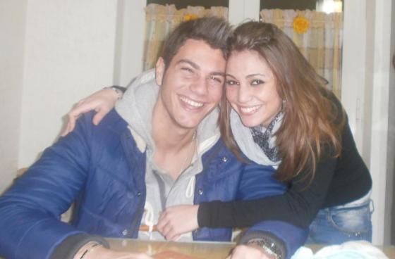 Marco Guercio e Valentina