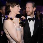 Oscar 2013 - Anne Hathaway e Adam Shulman