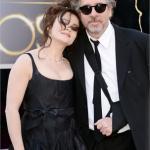 Oscar 2013 - Helena Bonham Carter e Tim Burton
