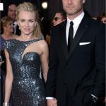 Oscar 2013 - Naomi Watts e Liev Schreiber